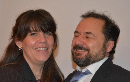 Susanne Paladini - Kaufmann  &   Stephano Paladini