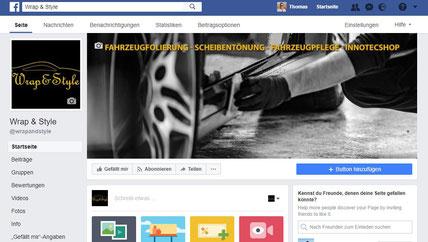 facebook wrap&style