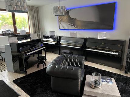 Ausstellung, Wertheim, Thomas Jacob, Klavier