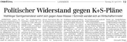 Quelle: Cellesche Zeitung, 23.04.2016