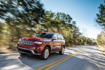 Bild: Chrysler Grand Cherokee