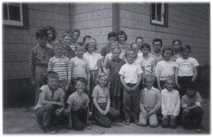 Burpee school group from the 1960s.
