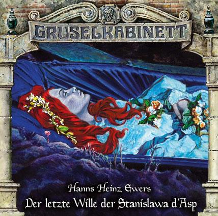 CD-Cover Gruselkabinett Folge 163