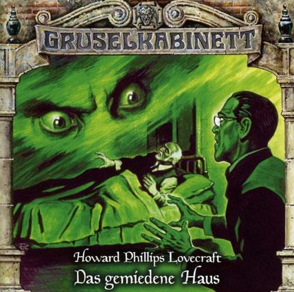 CD-Cover Gruselkabinett Folge 162