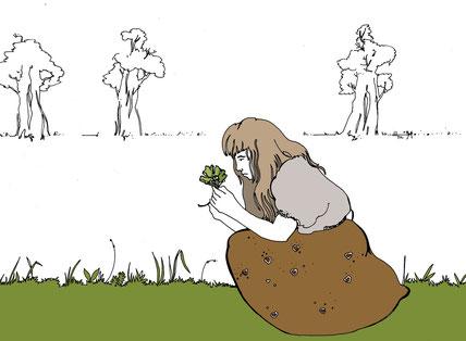 Рисунок Лидии Жуковой