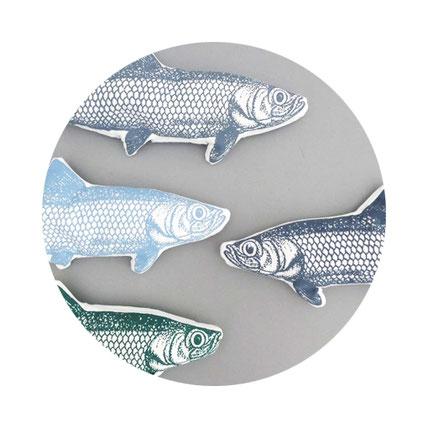 Wärmekissen in Fischform von Ulschkefisk!