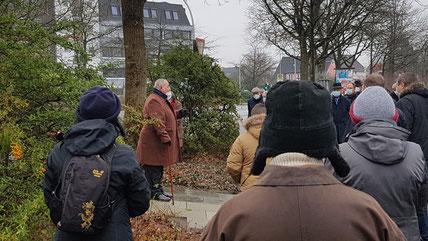 Christel Schwarz, Freundeskreis für Sinti und Roma in Oldenburg