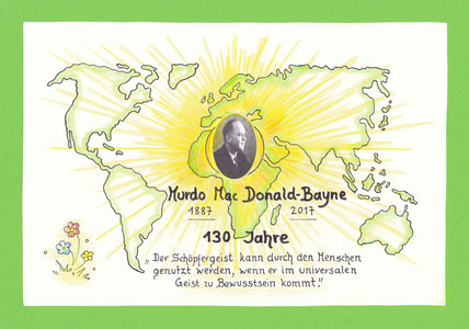 130 Jahre Murdo Murdo MacDonald-Bayne (21.06.1887 Kenmore - 26.02.1955 London)