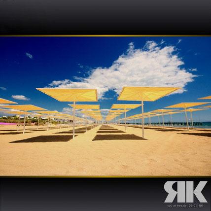 · belek beach · yak © 2010 RK