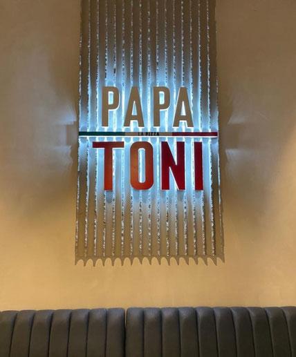 Papa Toni in Gräfenhausen - PanelPiedra Factory PR-980