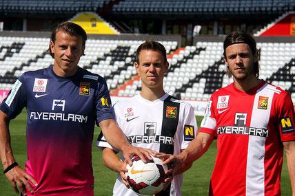 Das Team von 2013 mit Stefan Schwab Daniel Toth und Richard Windbichler Bild via Wikimedia von Steindy