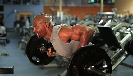 Terry Crews Trainingsplan und Ernährungsplan