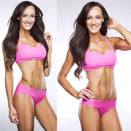 Heidi Carlsen Trainingsplan und Ernährungsplan