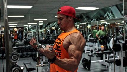 Marc Fitt Trainingsplan und Ernährungsplan