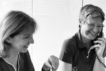 Kontakt - Zahnärztliche Gemeinschaftspraxis Dr. Julia Tehsmer und ZÄ Linda Bodart