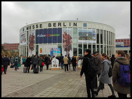 ITB 2017 - Das Messegelände der größten Reisemesse der Welt