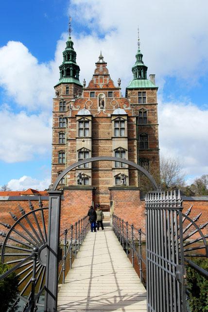 Castello Rosenborg- Copeenaghen - Danimarca - Re - Reali