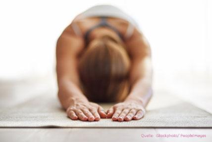 Hatha Yoga bei Yvonne Weißfahl, Yogalehrerin BDY/ EYU