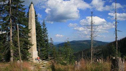 Adalbert Stifter Denkmal | Ferienregion Böhmerwald