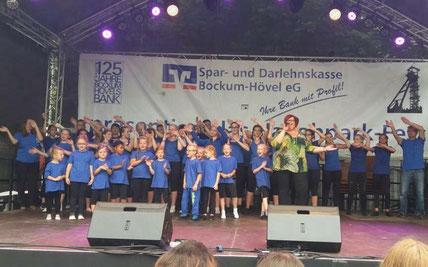 Blaue Funken Hamm, Karneval, Tanzen, Garde, Blau Weiss, Hamm, NRW, BRK, BDK, Termine, Tanzsport, Gesang, Hallohparkfest, Bockum Hövel