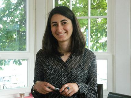 Selcan Solmaz - ehrenamtliche Freizeitpatin
