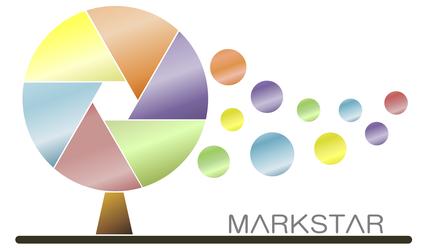 マークスター訪問看護ステーション ロゴ