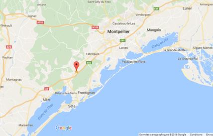 zone géographique déservie, Hérault Occitanie Bassin de thau