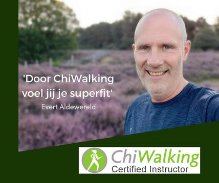 Evert Chiwalking instructeur