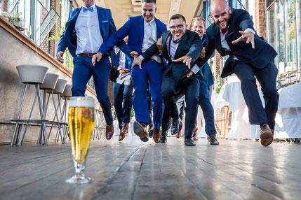 Kreativer Hochzeitsfotograf, Ideenreiche Hochzeitsbilder, außergewöhnliche Hochzeitsbilder