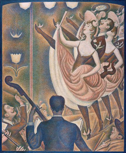 《シャユ踊り》1889-1890年