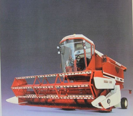 Fiatagri 3550 Mähdrescher