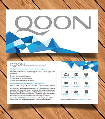 Qoon Internet Flyer