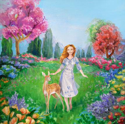 Gemälde von Anna Heidebrecht