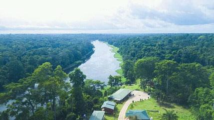 Site touristique d'Ebogo à Mengueme
