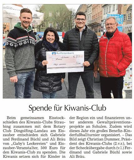 Straubinger Tagblatt vom 02.03.2019