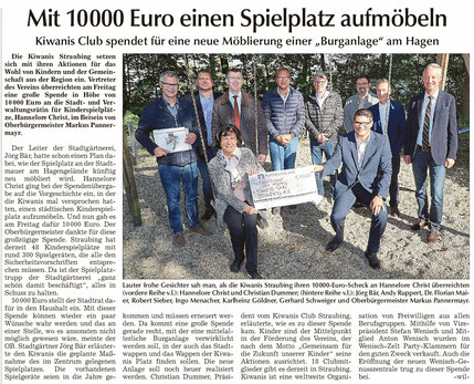 Straubinger Tagblatt vom 02.10.2018