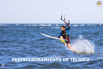 Curso kitesurf avanzado precio