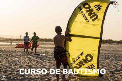Curso kitesurf iniciación precio