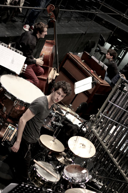 Jakob Dinkelacker (Drums, Percussion)