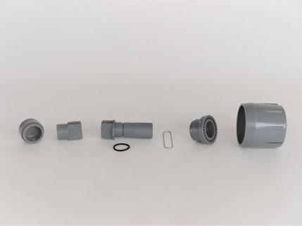 pamco-Klappenverstellknopf