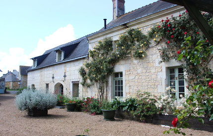 chambre Angers Saumur Brissac