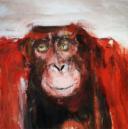 Christiane Holsten: Affenkunst XIX