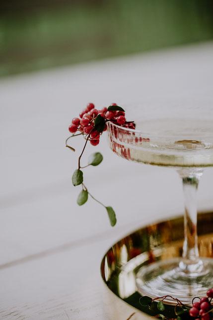 L´Art du Mariage – Agentur für Hochzeitsplanung | Signature-Drinks