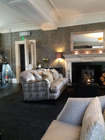 Die MBar im Dowans Hotel, Aberlour
