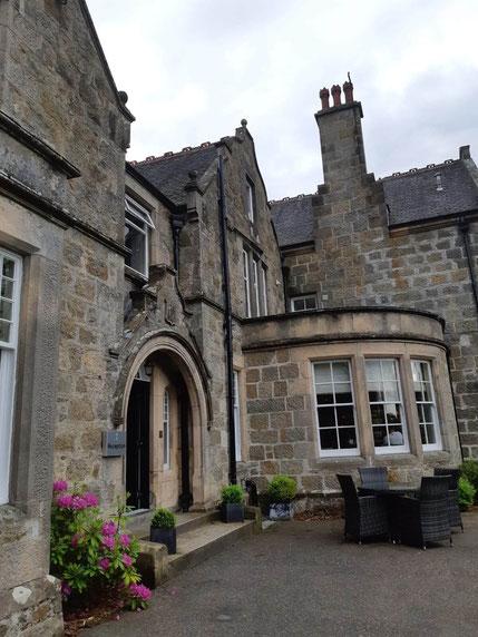 The Dowans Hotel, Aberlour
