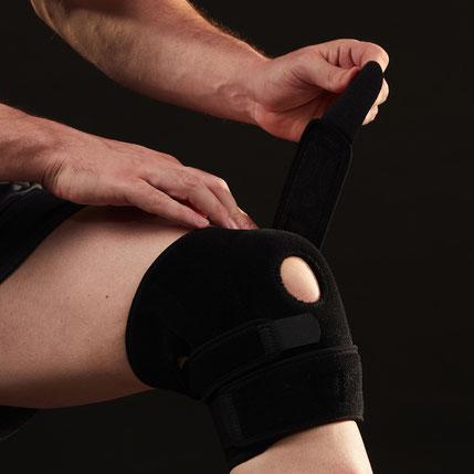 Vital Salveo/Brace-3D Knit Knee Brace S PRO-PRESSURE PAD