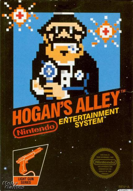 Hogan's Alley nes