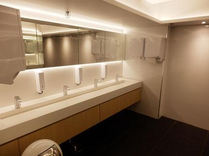 ひたすらクールなトイレ