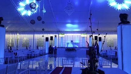 dj para bodas GRAND PREMIERE Casa del Corregidor