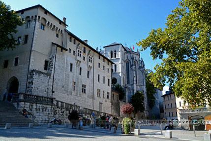 Château des Ducs de Savoie  Chambéry Savoie